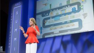 A executiva da Amazon Web Services é um das mulheres mais poderosas da computação hoje