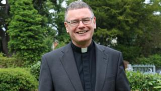 Father Edward O'Donnell