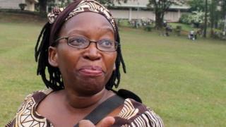 Dkt Stella Nyanzi