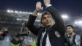 Kocha wa Chelsea Antonio Conte