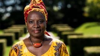Angelique Kidjo est ambassadrice de l'UNICEF, le fonds des Nations Unies pour l'enfance .