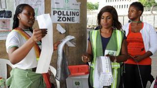 INEC officials.