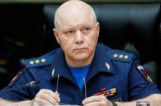خدم إيغور كوروبوف في القوات الجوية الروسية قبل أن يصبح رئيساً للاستخبارات الروسية