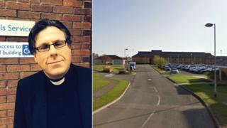 Rev Barry Trayhorn and HMP Littlehey