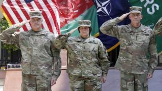 Komandan militer AS