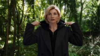 جودی ویت تیکر، دکتر سیزدهم در مجموعه دکتر هو