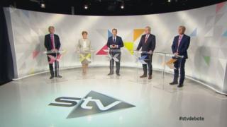 STV leaders' debate
