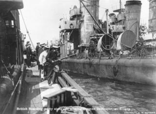 British Boarding Party alongisde a German Destroyer.jpg