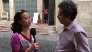 Bà Đặng Phương Lan là bác sỹ chuyên khoa Tai - Mũi - Họng tại Budapest
