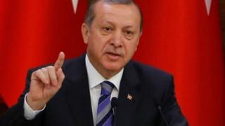 Rais Tayyip Erdogan wa Uturuki asema baraza la mawaziri la Uholanzi lina mabaki ya Ki Nazi