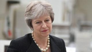 Theresa May na ci gaba da rokon goyon baya daga 'yan majalisar kasar