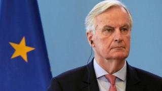 یورپی یونین کے مذاکرات کار مائیکل برنیر