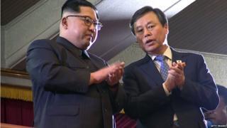 उत्तर कोरिया, दक्षिण कोरिया