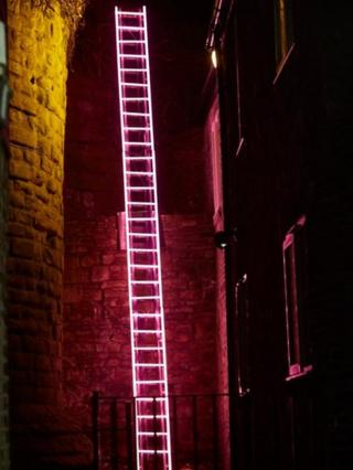neon-light-up-pink-ladder.