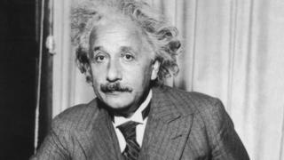 Nobel Ödülü sahibi ünlü Alman fizikçi Albert Einstein