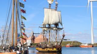 Blyth Tall Ships