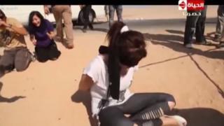 Kamera şakalarının bazılarında terör saldırıları taklit ediliyor