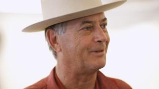 file photo of Larry Harvey
