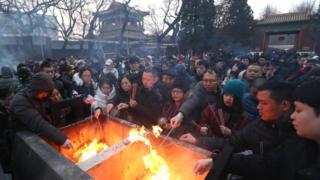 Храм у Пекіні