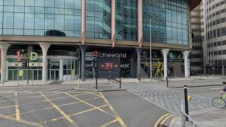 Cineworld in Cardiff