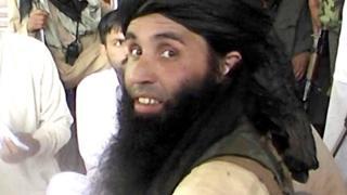 Mullah Fazlullah, former head of the Taliban in Pakistan