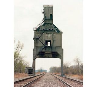 Coaling Tower, Marion, Ohio