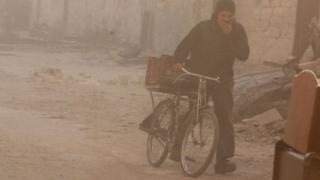 Ingabo za Leta zishaka gucamwo kubiri Aleppo