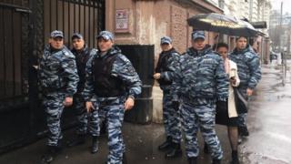 """обыски в """"Открытой России"""""""