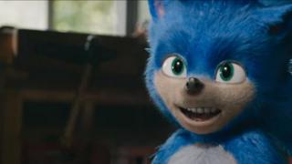 Sonic the Hedgehog's teeth seen in the film's trailer
