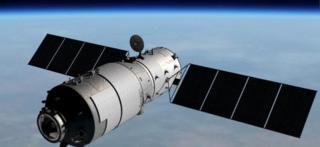 चीन का स्पेस स्टेशन