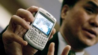 "Blackberry ""Curve"""