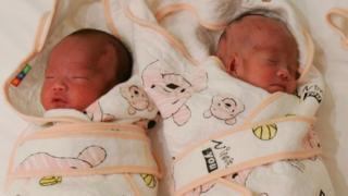 Çinli bebekler