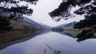 Glencourse reservoir