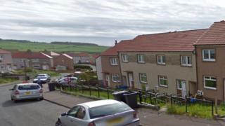 Burns Terrace, Ardrossan