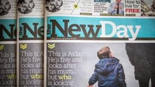 Copies of the New Day