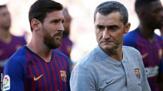 Messi and Valverde