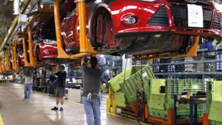 Car making in US