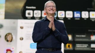 Technology Tim Cook