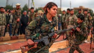 هشدار آمریکا به کردهای سوریه: به اسد و پوتین همکاری نکنید