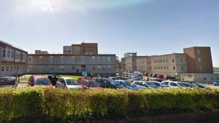 West Cumberland Infirmary, Whitehaven