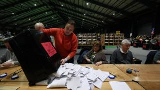 Counting begins in Irish general election