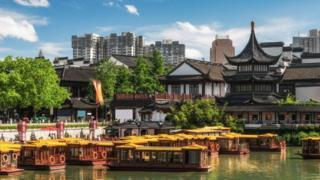 دينة نانجينغ الصينية