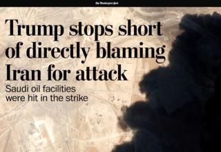 بخش مهمی از توجه رسانههای آمریکایی متوجه موضعگیری دونالد ترامپ است که با اخراج جان بولتون میخواهد بر جنگ-پرهیزی خود تاکیدی دوباره کند