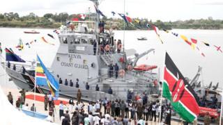 Kenya boat
