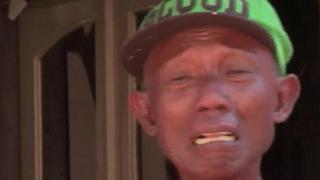 Desesperación en Palu, Indonesia