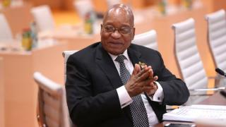C'est un nouveau désaveu contre les opposants au président Zuma