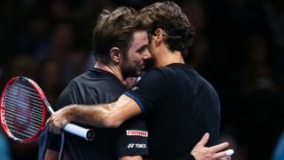 Cette demi-finale sera la 13e demi-finale de Federer en Australie et sa 41e en Grand Chelem.