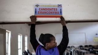 eSwatini, elections, députés