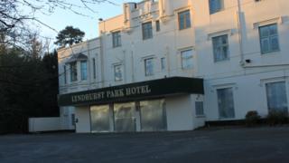 Lyndhurst Park Hotel