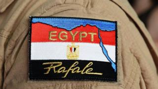 Нашивка пилота египетских ВВС